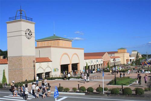 【関東圏】那須の大自然に現れた巨大モールの魅力は?