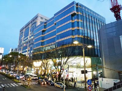 20130404oobayashi - 大林組/表参道にオーク表参道を開業