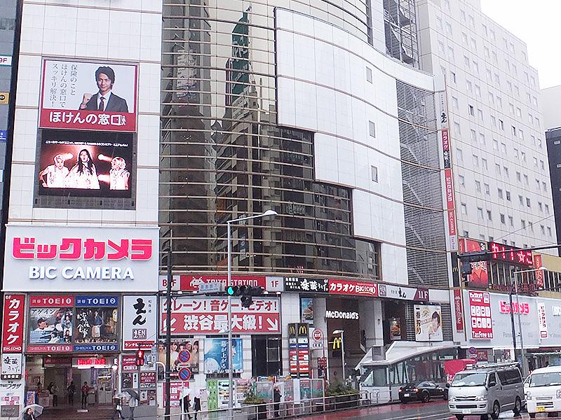 ビックカメラ/渋谷東口店 ...