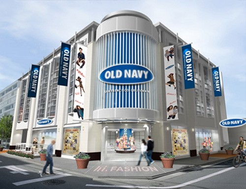 old navy 吉祥寺に路面店 4月24日出店 2015 03 04 流通ニュース