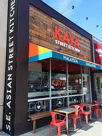 Kaya Street Kitchen