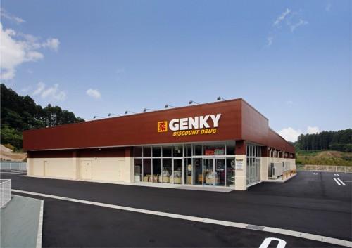 ゲンキー片山津店