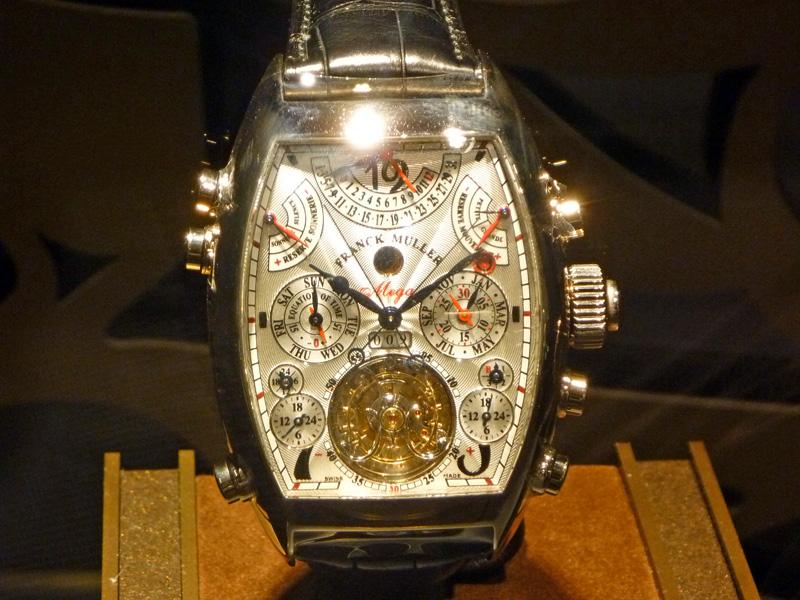 buy online 30055 361ab 日本橋高島屋/目標年商52億円、83ブランドで初の時計専門の路面 ...