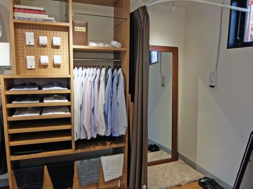 20160114lafabric 5 500x375 - La Fabric/カスタムオーダーのファッション通販、渋谷に初の実店舗