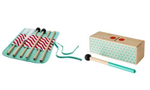 イケア/おもちゃの楽器を自主回収