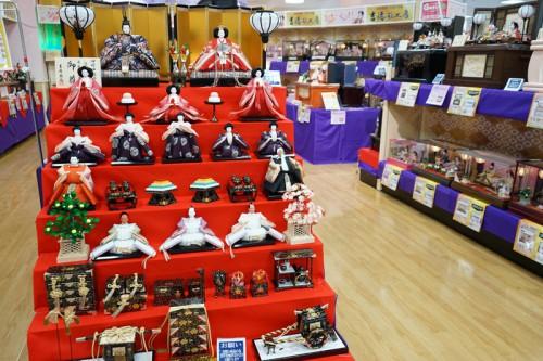 日本トイザらス/150種類以上の吉德監修オリジナルひな人形