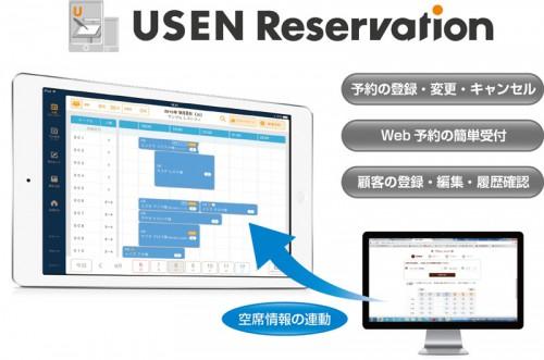 USEN Reservation