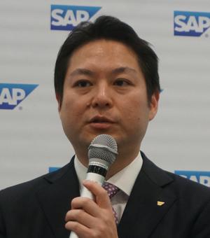 福田譲社長