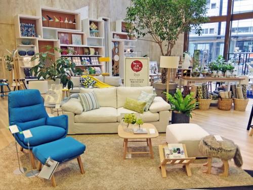 20160204otsuka 1 500x375 - 大塚家具/新宿ショールーム全面リニューアル、小物・中価格帯商品強化