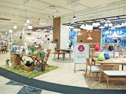 20160204otsuka 17 500x375 - 大塚家具/新宿ショールーム全面リニューアル、小物・中価格帯商品強化