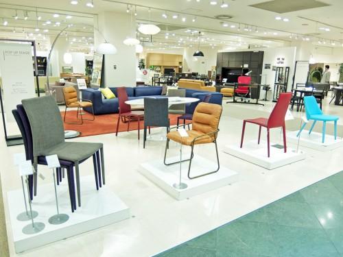 20160204otsuka 9 500x375 - 大塚家具/新宿ショールーム全面リニューアル、小物・中価格帯商品強化