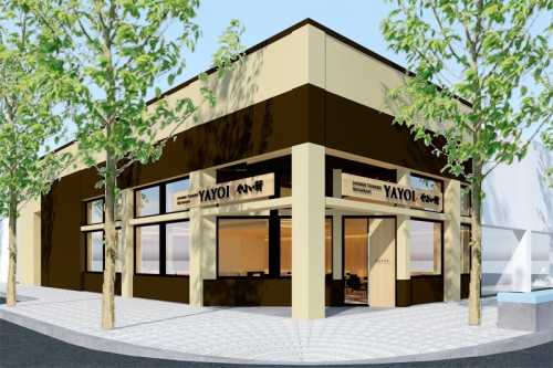 YAYOI Palo Alto店