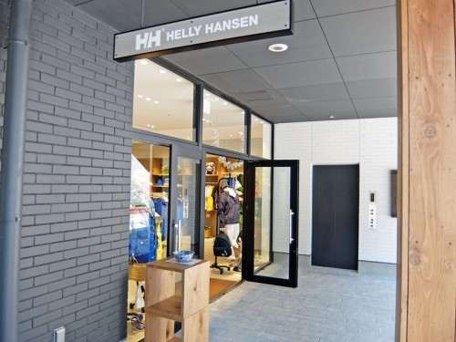 HELLY HANSEN MARINE&WALK YOKOHAMA