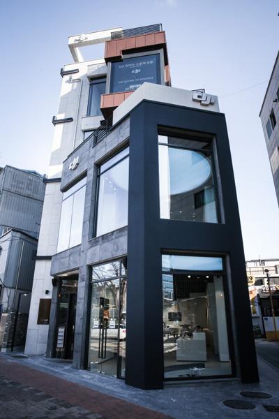 DJI韓国旗艦店