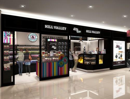 20160314hillvalley 500x380 - 日本ポップコーン/北陸の大和百貨店に「ヒルバレー」を2店連続出店