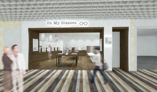 Oh My Glasses TOKYO 川崎アゼリア店