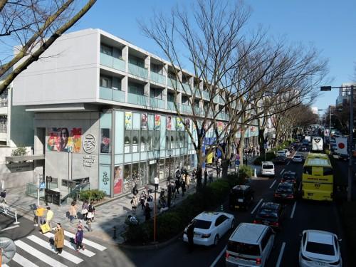 20160317omotesando 1 500x375 - 表参道ヒルズ/全店の40%を改装、10周年で過去最大のリニューアル