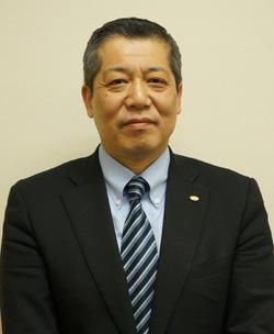 社長の佐々木氏