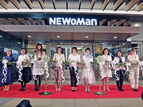 20160325newoman 1 500x375 - JR新宿駅/1日乗降客数150万人の動線を変える「NEWoMan」開業