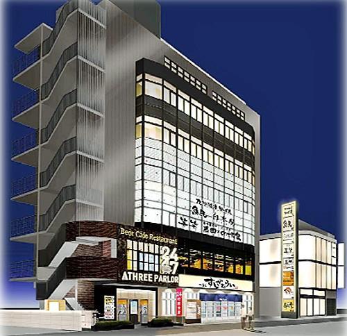 歌舞伎町輝ビル
