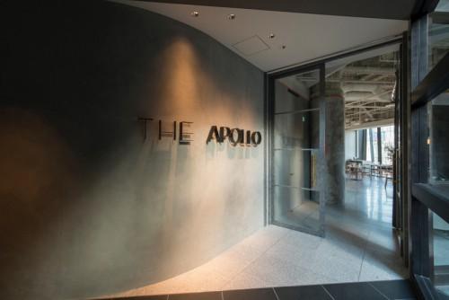 アポロの入口