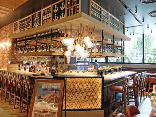 Oyster Bar wharf