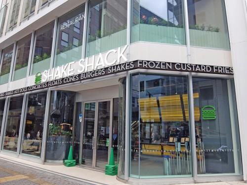 シェイクシャック アトレ恵比寿店