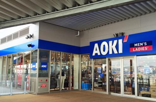 AOKIニトリモール枚方店