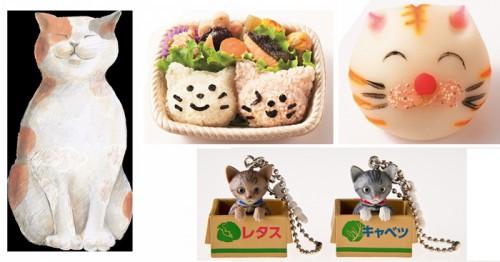 日本橋三越本店は4月27日から6月7日まで、5月をネコ月間として、さまざまなイベントを開催する。