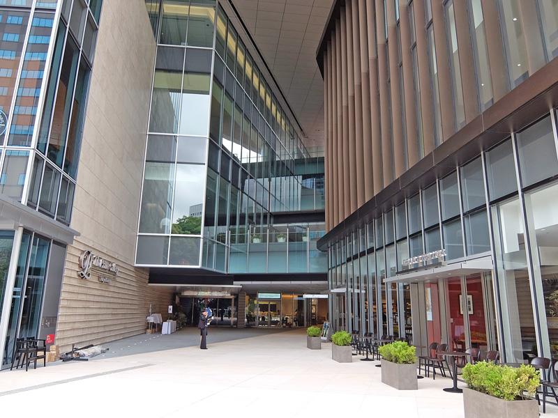 東京ガーデンテラス紀尾井町/商業施設1万m2、10日に18店が先行オープン