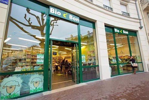 ビオセボンの店舗イメージ