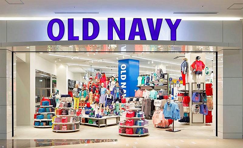 old navy オールドネイビー 日本から撤退 来年1月までに全53店を