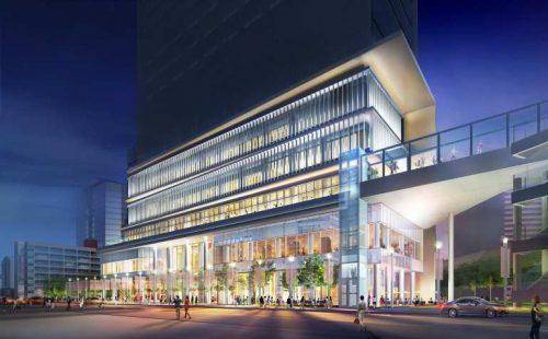 新産業貿易センターのイメージ
