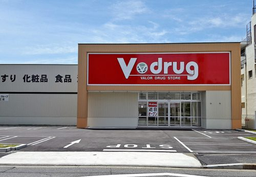 V・drug福江店