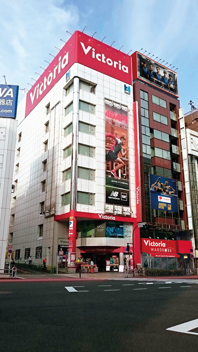 20160608victoria 1 - ヴィクトリア/神田のアスリート向け専門店を大幅増床