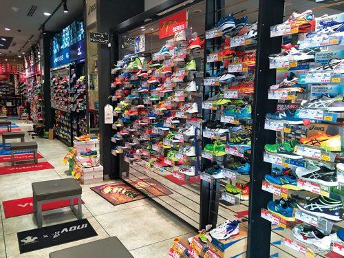 20160608victoria 3 500x375 - ヴィクトリア/神田のアスリート向け専門店を大幅増床