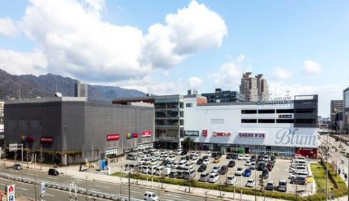 ブルメールHAT神戸、神戸市中央区脇浜海岸通、延床面積50,538m2