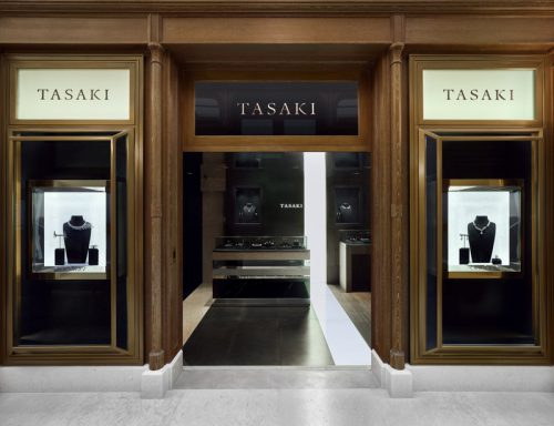 TASAKIオ・リッツ・パリ
