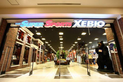 20160705xebio1 500x333 - ゼビオ/熊本市内の熊本本山店をリニューアルして営業再開