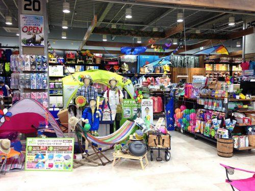 20160705xebio3 500x375 - ゼビオ/熊本市内の熊本本山店をリニューアルして営業再開