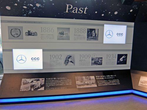 メルセデス・ベンツの歴史の紹介