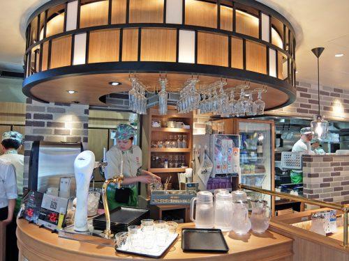 20160715ringer 6 500x375 - リンガーハット/新橋駅前に初の「バル」業態店舗