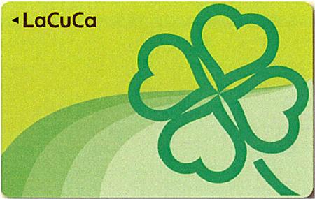 LaCuCaカード