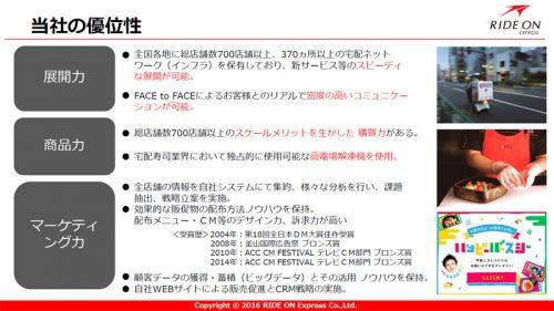 20160721rideon 7 500x281 - 宅配寿司のすし上等!/800円プロジェクト始動で新規顧客を開拓
