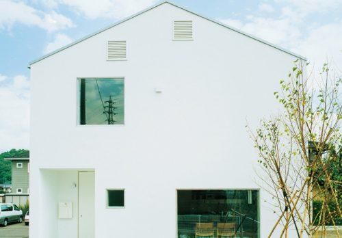 無印良品の家「窓の家」