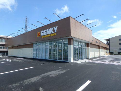 ゲンキー蘇原新栄町店