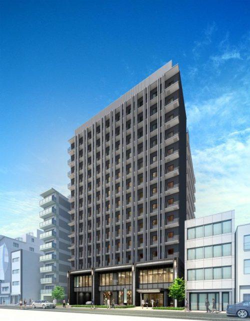 (仮称)大阪南船場ホテル計画