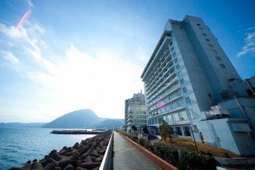 別府ホテル清風
