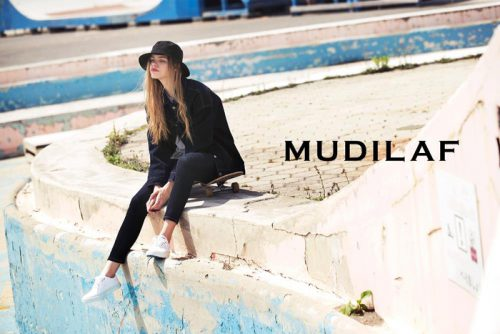 レディスの新ブランド「MUDILAF」
