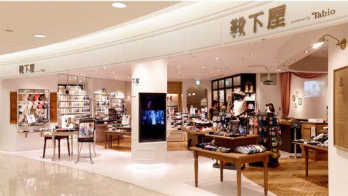 Tabio/クラウドPOS「スマレジ」を国内278店に導入